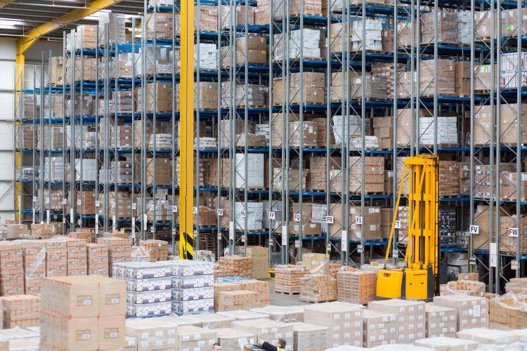 Port of Tyne warehousing