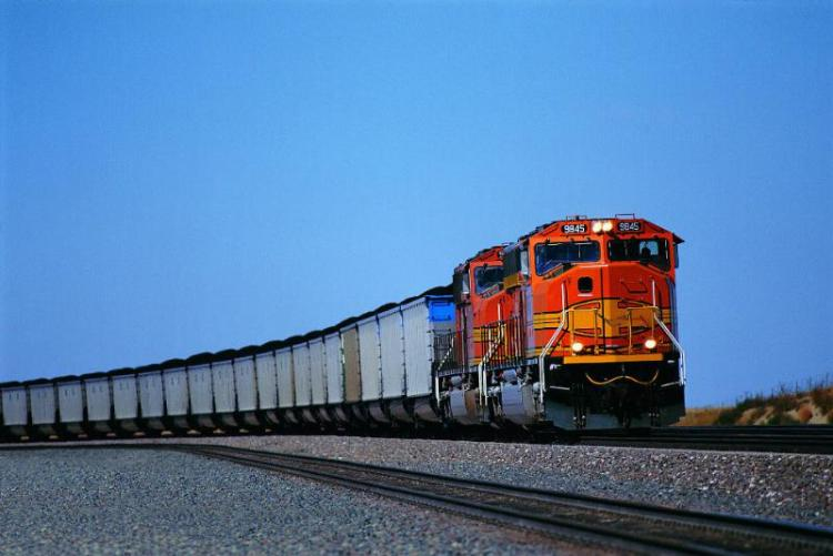 Frost and Sullivan Rail Freight
