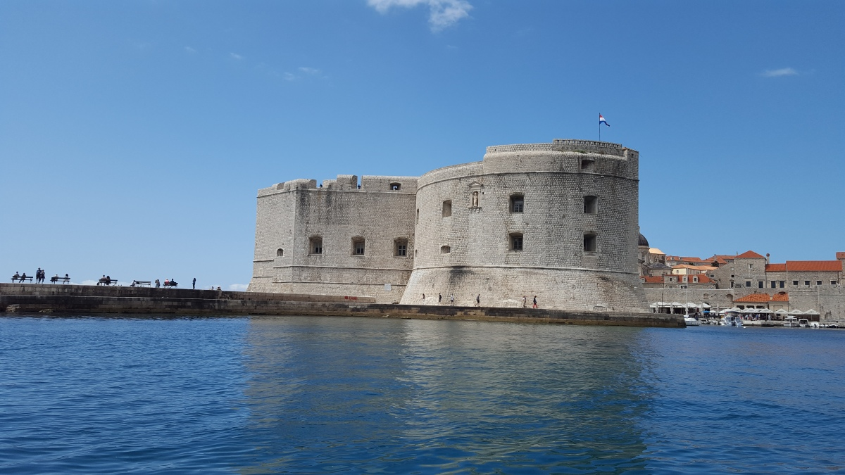 Dubrovnik Day 2: The walls, Lokrum island and Game of Thrones